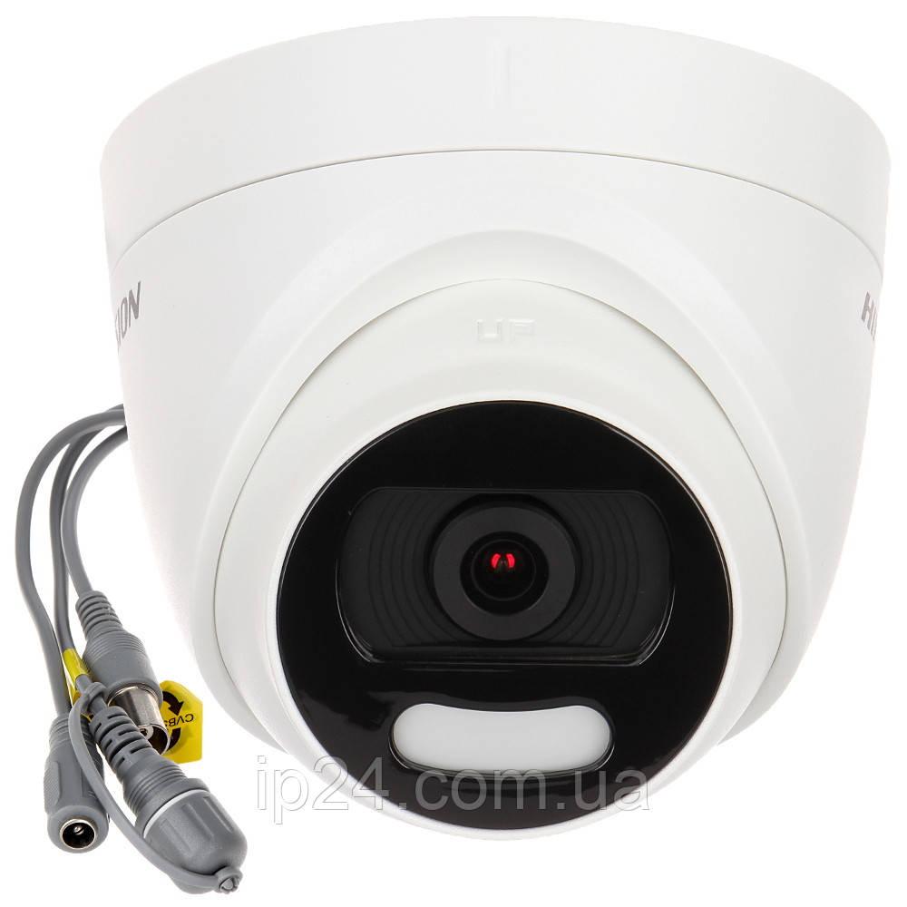 Відеокамера Hikvision DS-2CE72DFT-F(3.6 mm) для системи відеоспостереження