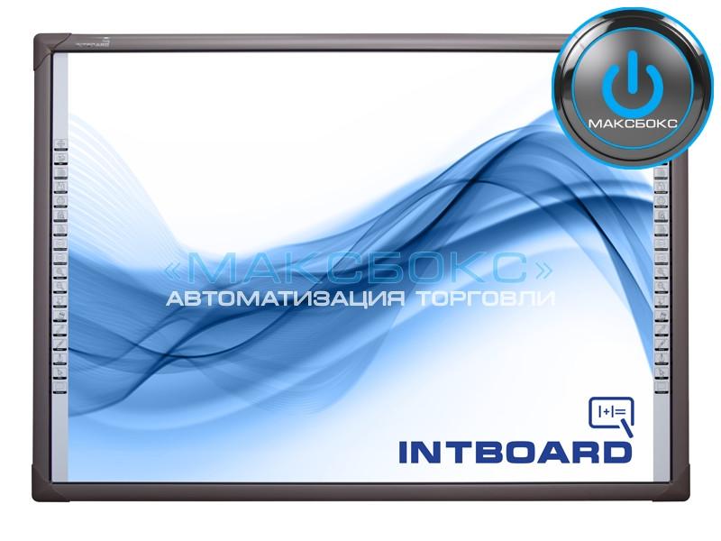 Интерактивная доска для школы INTBOARD UT-TBI82S