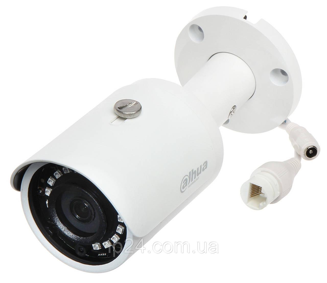 IP-видеокамера Dahua IPC-HFW1230SP-0280B для системы видеонаблюдения