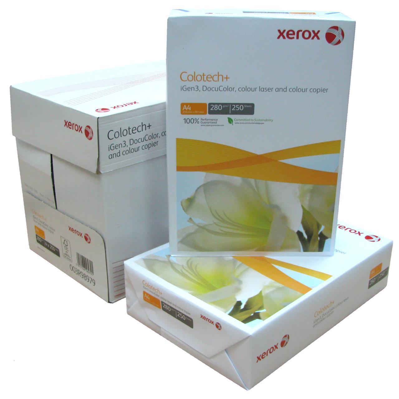 Папір Xerox COLOTECH + (280) A4 250 арк.