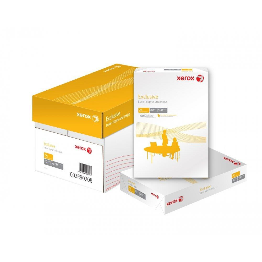 Папір Xerox A4 Exclusive 80г/м2 500л. (Class A+)