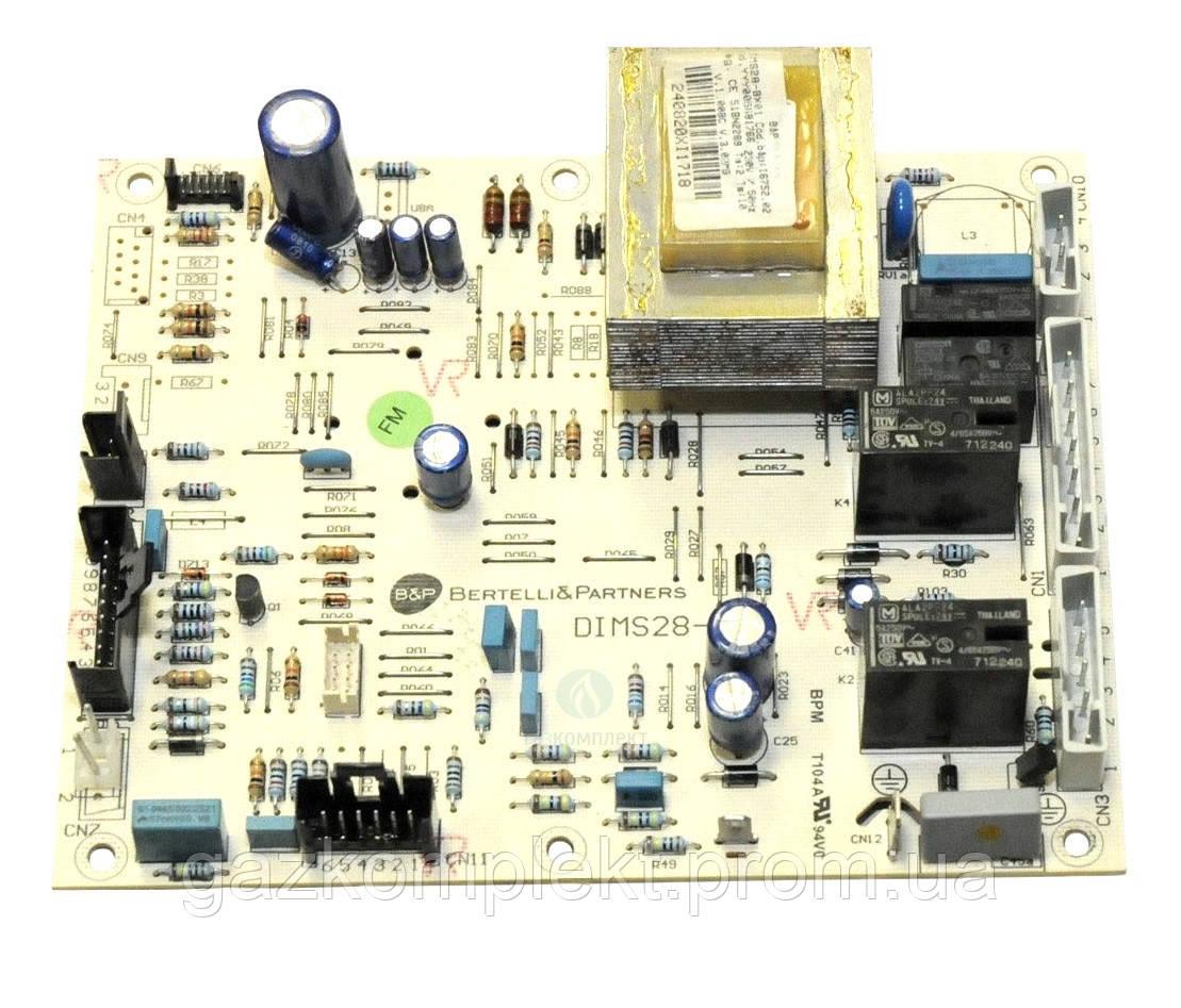 Плата управления BAXI Luna 3 Comfort, Nuvola 3 Comfort 5687020
