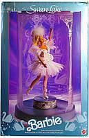 Коллекционная кукла Барби Балерина Королева Лебедь Лебединое озеро Barbie Swan Lake 1991 Mattel, фото 1