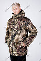 Куртка, Бушлат Камуфляжный Зимний Осенний Клен