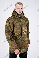 Куртка, Бушлат Камуфляжный Зимний Варан