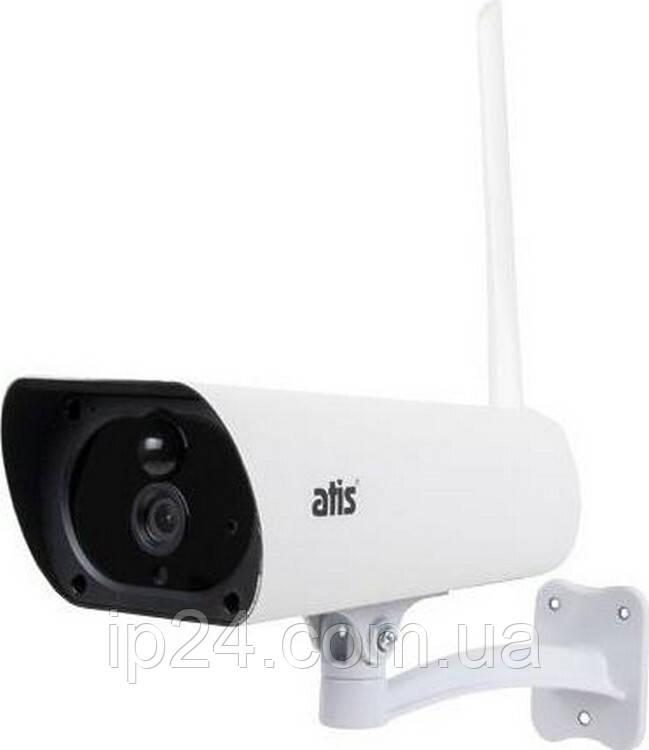 Беспроводная IP-видеокамера ATIS AI-155 с солнечной батареей для системы видеонаблюдения