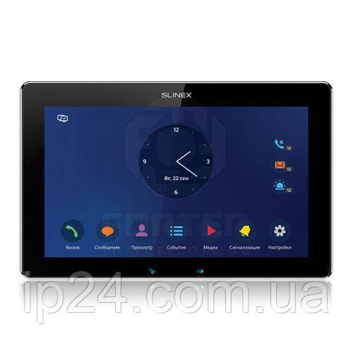 IP-видеодомофон Slinex Mira (черный)