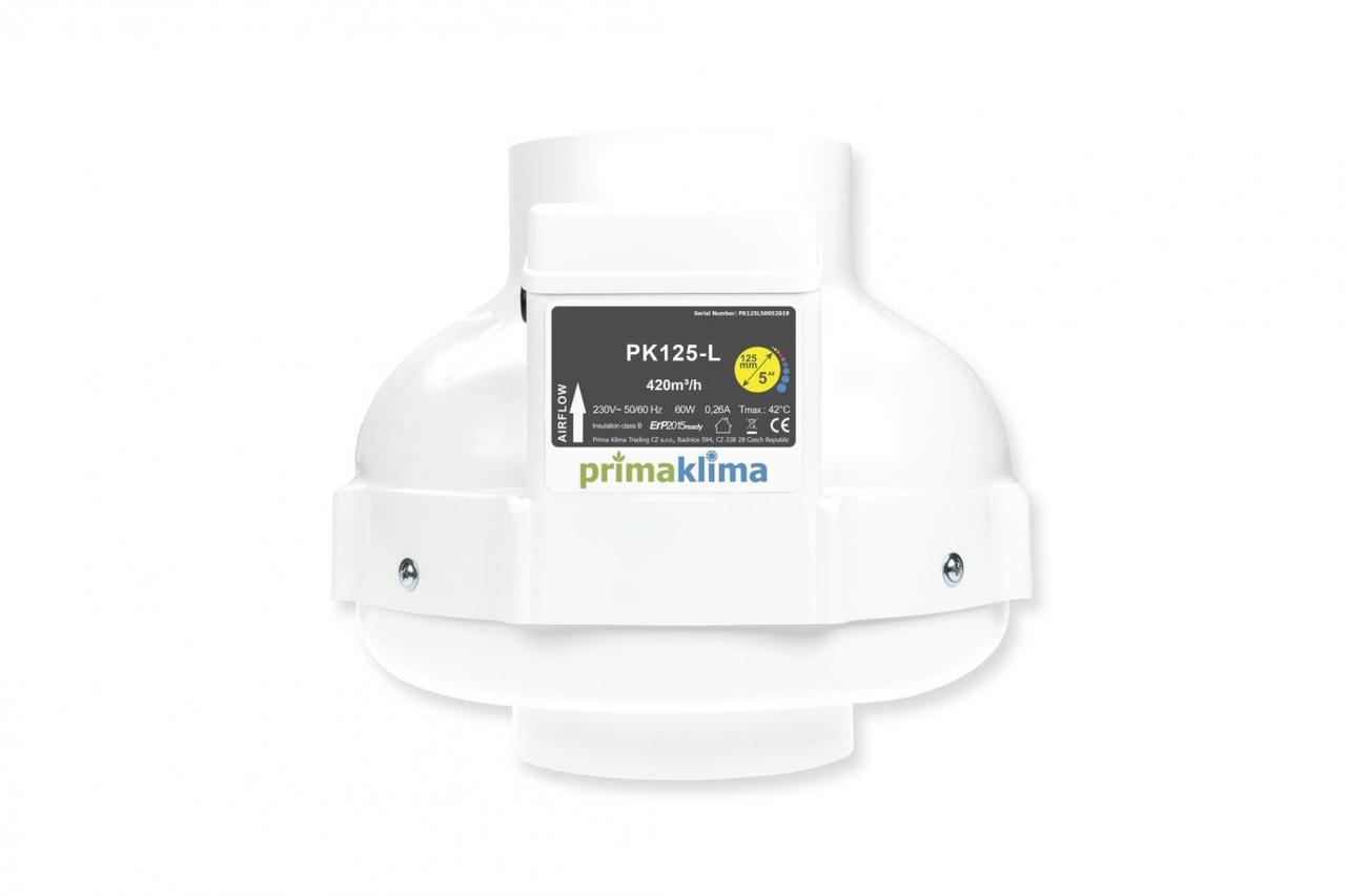 Вентилятор Prima Klima 125 MES 360 м.куб
