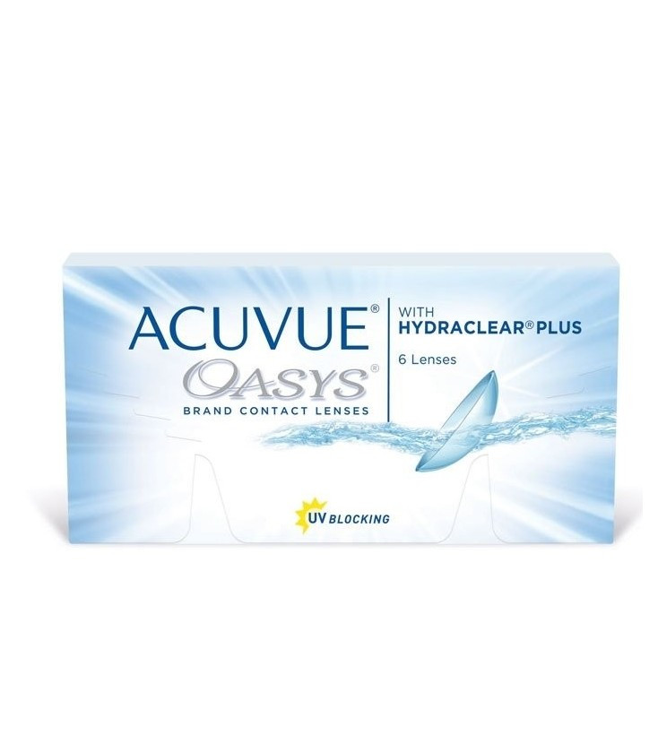 Acuvue Oasys (6шт.)