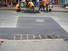 Асфальтирование  Киев, ремонт асфальтобетонного покрытия дорог