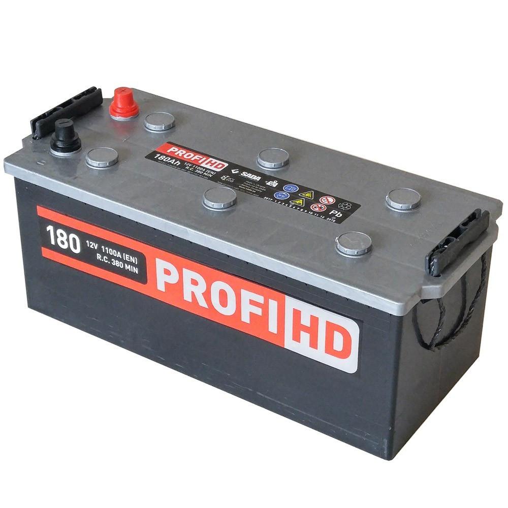 Аккумулятор  6СТ- 180Аз Profi