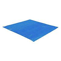 Подстилка Intex для бассейнов 473 x 473 см Синяя int28048, КОД: 1033591