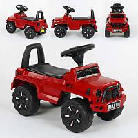 Машина-толокар 808 G-8207 JOY Красный, КОД: 1491097