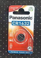 Дискова батарейка PANASONIC Cell Lithium 3V CR1632