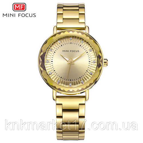 Mini Focus MF0040L.01 All Gold Diamonds
