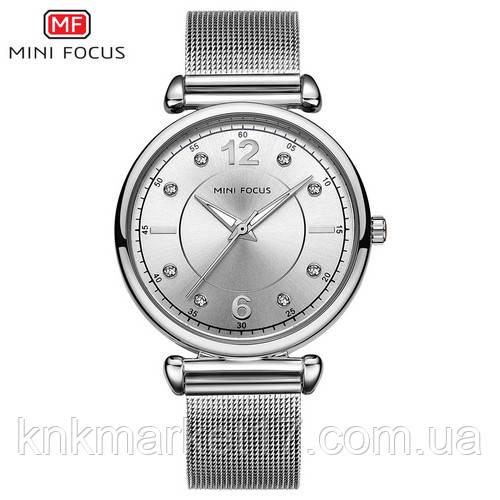 Mini Focus MF0177L.05 All Silver Diamonds