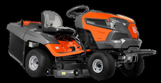 Садовый трактор Husqvarna TC 242TX     | 9605101-93, фото 2