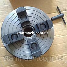 Holzstar 4-кулачковий токарний патрон Ø 150 мм для токарних верстатів по дереву