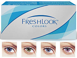 FRESHLOOK COLORS За 2 шт.