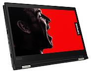 Lenovo ThinkPad X380 Yoga 13.3FHD IPS Touch/Intel i5-8250U/8/256F/LTE/W10P/Black, фото 8
