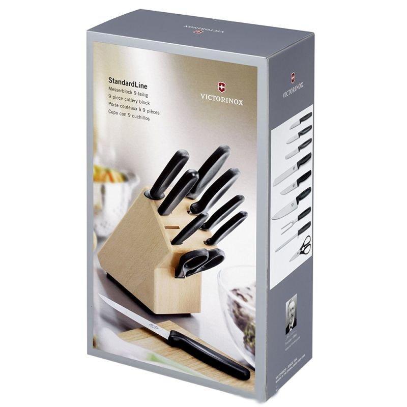 Набір кухонний Victorinox Standard Cutlery Block (5.1193.9)