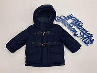 Куртка (парка) для мальчика Idexe, Италия 9мес (74см) 12мес (80см) 18мес (86см)