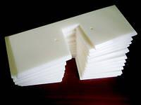 Скребки   полимерные  для  конвейеров ( изготовление  под  заказ )