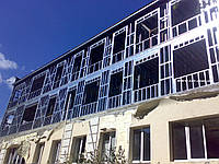 Строительство надстройки над зданием