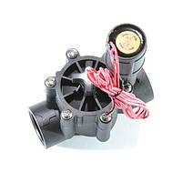 Клапан электромагнитный с регулировкой потока Presto-PS для систем капельного полива (7804)
