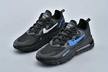 """Кроссовки Nike Air Max 270 React Just Do It """"Черные"""", фото 3"""