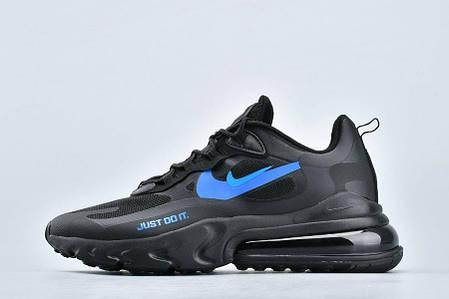"""Кроссовки Nike Air Max 270 React Just Do It """"Черные"""", фото 2"""