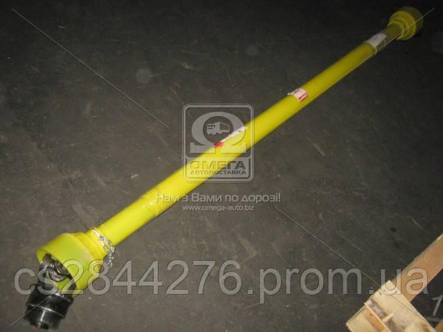 Вал карданный 8х6 (400НМ) 2000-3500 мм с обгонной муфтой (пр-во Украина) T4.2000.3500ANKR