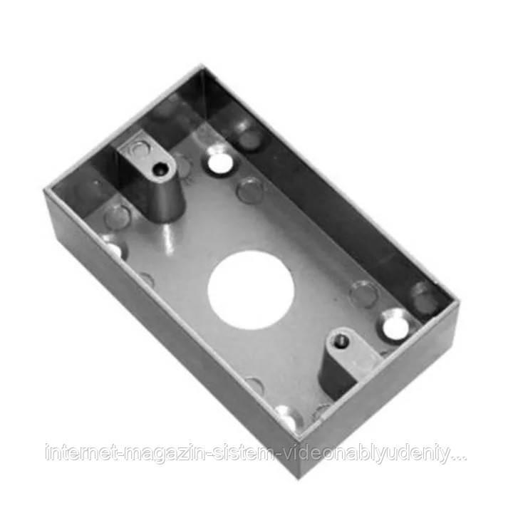 Короб под кнопку Yli Electronic MBB-800A-M для системы контроля доступа