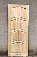 Двері міжкімнатні УММ 4.1 Сосна 2000*60/70/80/90*40
