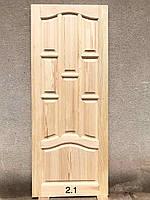 Двері дерев яні міжкімнатні сосна