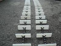 Скребки  для  конвейеров , линий , скребки-ножи ( под  заказ )