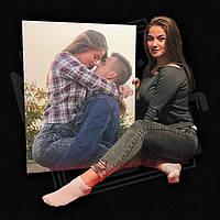 Фотокартина / Печать на холсте с галерейной натяжкой на подрамник 80х120см