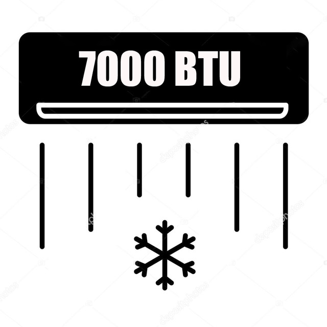 Кондиционеры 7000 BTU