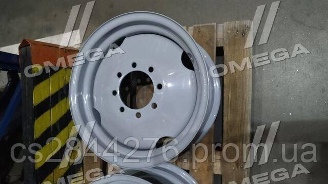 Диск колесный W9х20 МТЗ 82; 8 отв. передний шир. (пр-во КрКЗ) W9-20-3101020А.27