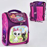 Рюкзак школьный N 00138 Фиолетовый 40, КОД: 1286021