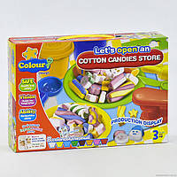 Тесто для лепки Colour Dough 8 баночек теста 1-48282, КОД: 1456444