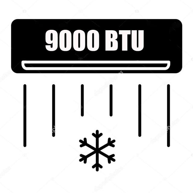 Кондиционеры 9000 BTU