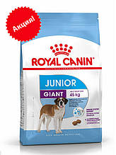 Корм для собак Royal Canin Giant Junior 15 кг