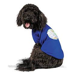 Летняя футболка Pet Fashion Галактика для собак