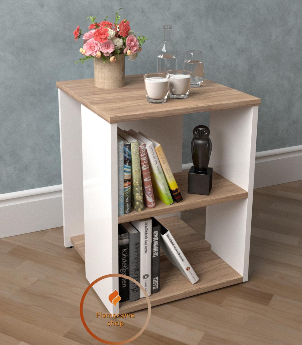 Столик журнальный, кофейный столик, придиванный стол из ДСП. КОД:S-9