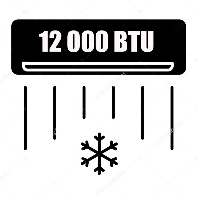 Кондиционеры 12 000 BTU