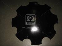 Диск бороны ромашка 660 мм кр.46 мм БДТ Борированный (пр-во Велес-Агро) Н 154.00404-Б