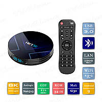 HK1 X3 4/32 Гб Smart TV Box ТВ приставка