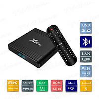 X96 Air 4/64 Гб Smart TV Box ТВ приставка