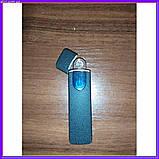 Запальничка спіральна USB ZGP чорна, фото 7